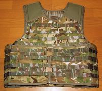 Osprey Assault body armour (MTP)