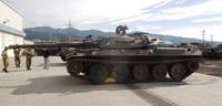 第1戦車大隊見学