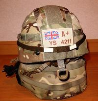 Batlskin Cobra Helmet(番外編)