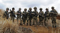 UK Troop Deploy to Infini イギリス軍MTP迷彩装備合わせ