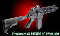 M4パトリオット用オフセットジョイント