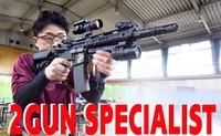 2GunSpecialist 2015ポスタルマッチ