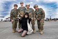 米陸特殊部隊とあやの