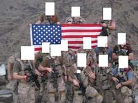 特殊部隊顔の隠し方
