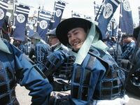 『川中島合戦戦国絵巻』