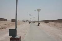中東の米空軍基地
