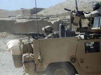 アフガニスタンのMARSOC