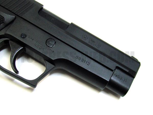 タナカワークス: ガスブローバック ハンドガン SIG P220 陸上自衛隊 HW Ver.2