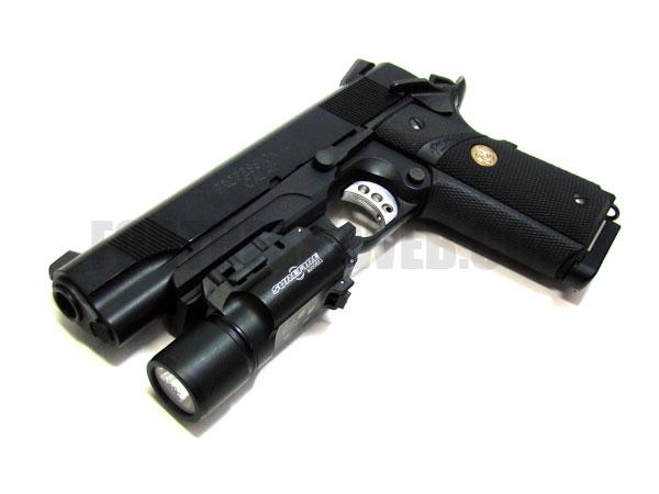 HoneyBee (ハニービー): SF MR07タイプ M1911アンダーマウント (マルイM1911A1/ MEU対応)
