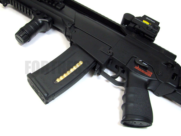 MAGPUL (マグプル): P-MAG 30G MagLevel For G36(G36用P-MAG)