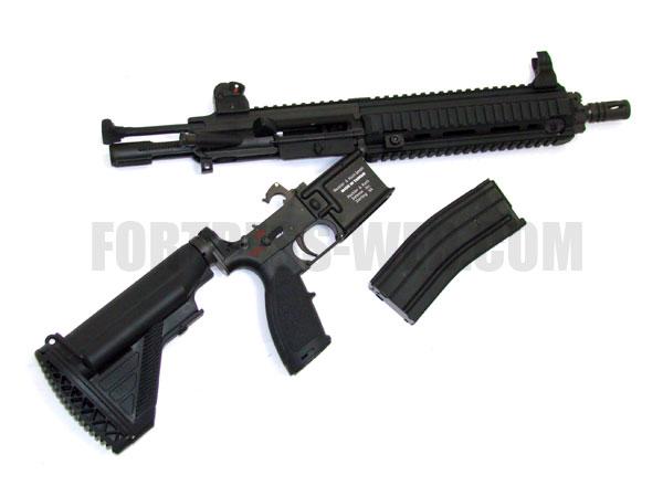 VFC: ガスブローバック ライフル H&K HK416D 10.5inch GBBR (VF2-LHK416105J-BK)