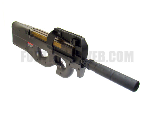 東京マルイ: 電動ガン 本体セット FN P90 TR(トリプルレイル)
