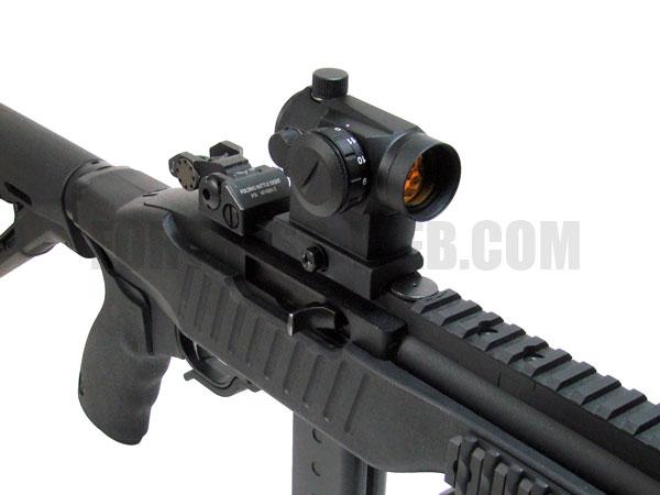 NOVEL ARMS (ノーベルアームス): COMBAT AIM T1 マイクロドットサイト BK