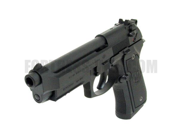 東京マルイ: ガスブローバック ハンドガン M9A1 ブラック