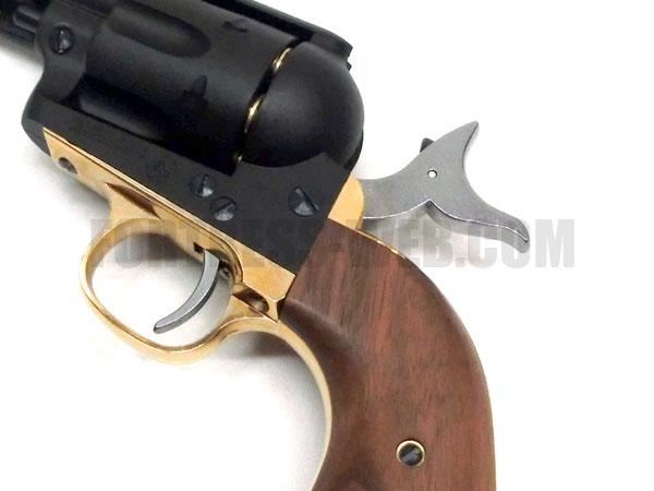 マルシン: 6mmBB COLT SAA.45 ピースメーカー DX Xカート仕様