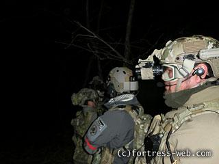 サバイバルゲーム OPS-CORE FAST Ballistic Helmetr  Norotos PVS-14 ESS