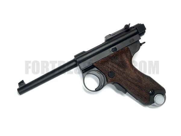 CAW (クラフトアップルワークス): ダミーカート式モデルガン 南部式自動拳銃 大型乙