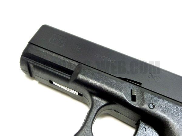 BARNS: KJ グロック19 GBB GLOCK 刻印スライドバージョン
