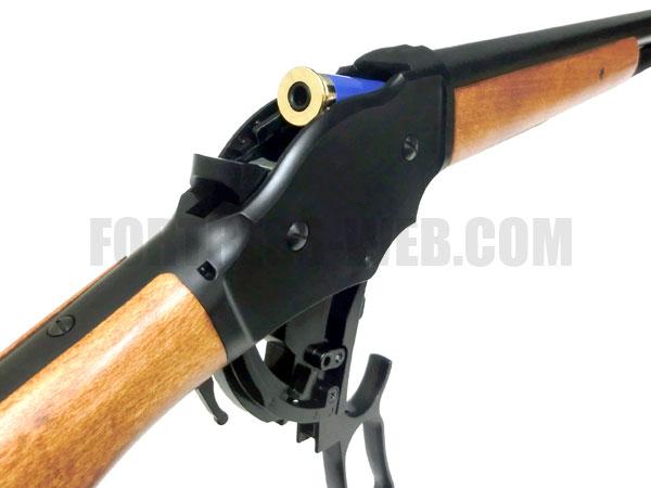 マルシン: 8mmBB M1887ショットガン・ショート 木製ストックVer(ライブカート)