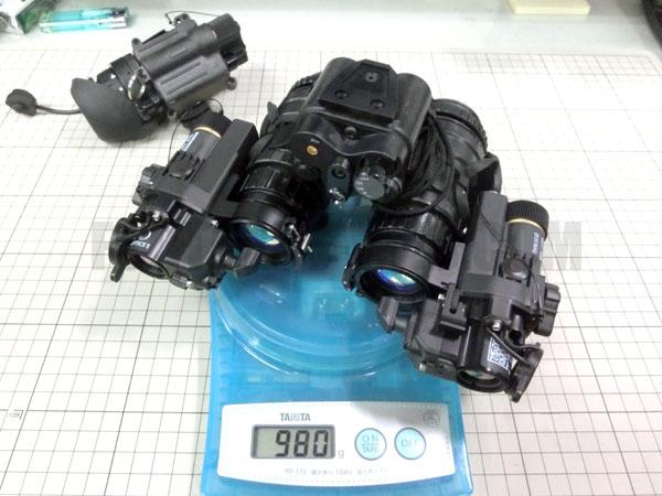 AN/PVS-15+AN/PAS-29×2
