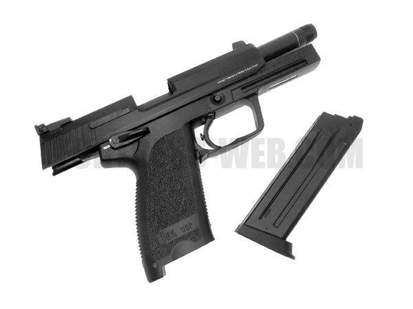 UMAREX: ガスハンドガン H&K USP45 TACTICAL