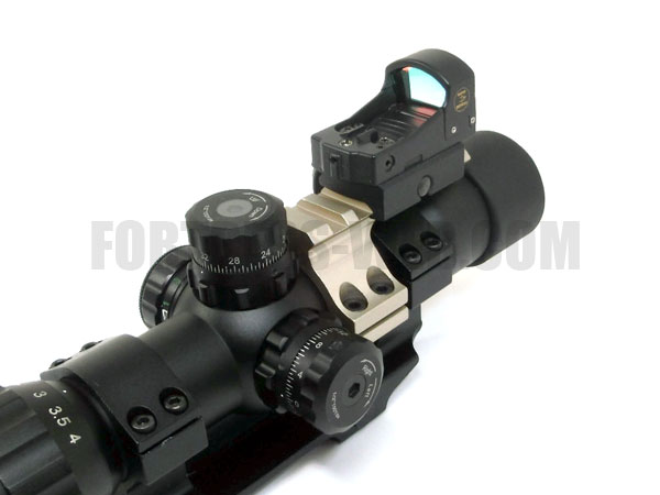 NB(ノーブランド): 30mmスコープマウント トップレイル DE(KW-MT-82-DE)