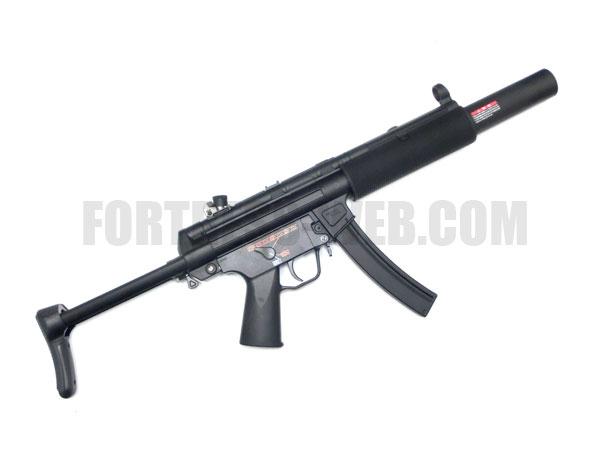 東京マルイ: 電動ガン 本体セット H&K MP5SD6