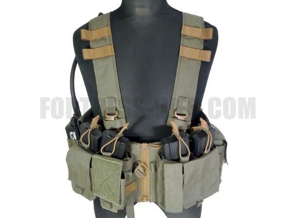 Mayflower Research: UW GenV Split Front Chest Rig RG