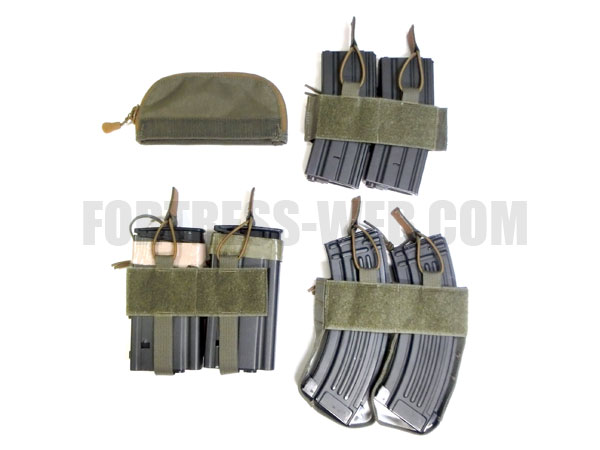 Mayflower Research: UW GenV Split Front Chest Rig MC