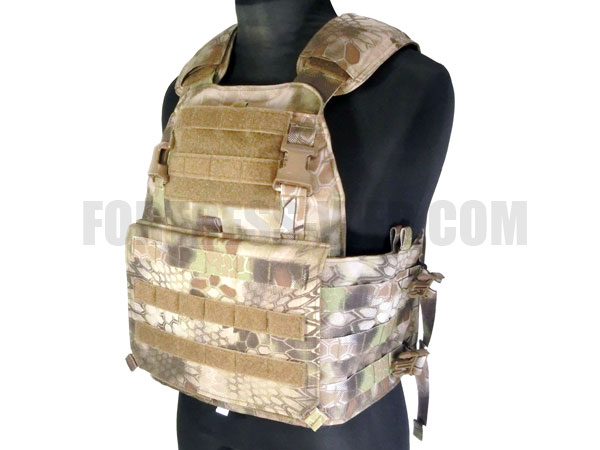 Mayflower Research: Assault Plate Carrier HIGHLANDER S/M(MF-PC-S/M-HIGHLANDER)