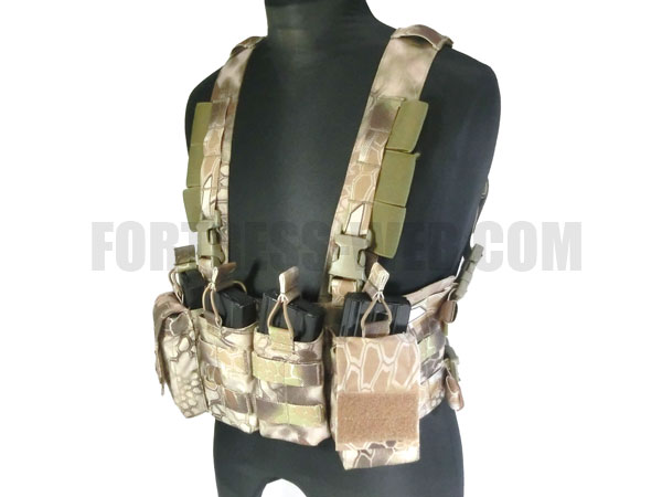 UR-TACTICAL:OPS EASY RIG IN KRYPTEK HIGHLANDER