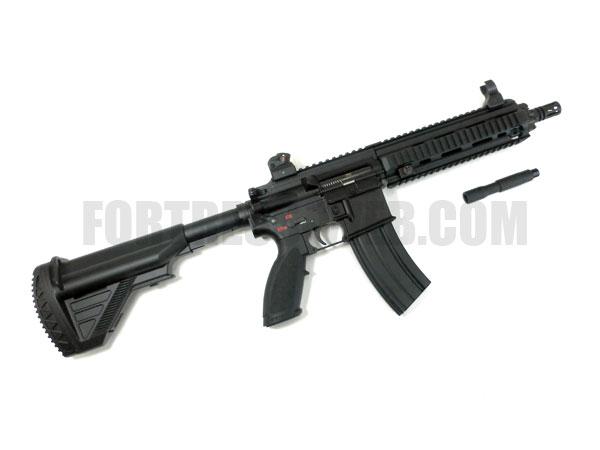 東京マルイ: 次世代電動ガン 本体セット HK416D