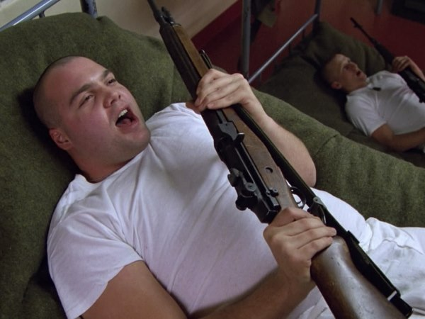 東京マルイ: 電動ガン 本体セット U.S.Rifle M14 ウッドタイプストック
