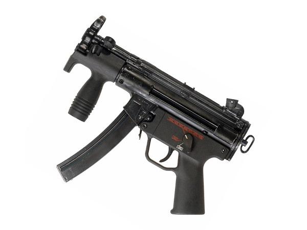 VFC: H&K MP5K GBBR