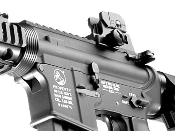 電動マシンガン MP7A1用 50連スペアマガジン