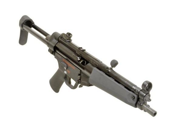 VFC: ガスブローバック サブマシンガン H&K MP5A3 GBBR (UM2G-MP5A3-BK01)