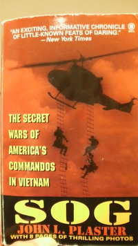 """洋書""""SOG The Secret Wars of America's Commandos in Vietnam"""""""