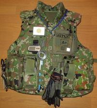 防弾チョッキ2型デコレーション