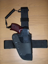 Uncle Mike's Tactical Holster