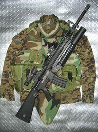 ☆脱線…M16A3☆