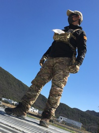 春装備【VOLK TACTICAL GEAR】