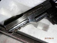 S&W M327 グリップを作るぞ