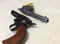 マルシン Colt SAA のマズルをなんとかする