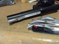 マルイ製 M19(M66) 4inc用 メタルフロントサイト 販売開始
