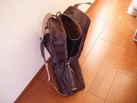 日/独 ブーツケース