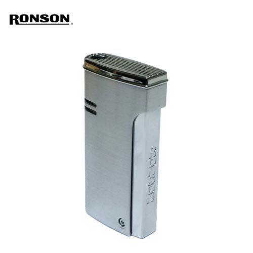 ポルタアンドゲートPORTAANDGATEロンソン【RONSON】RONSON R29 RONJET LIGHTER/ GASLIGHTER CHROME/SILVER(ロンソン ロンジェット/ガスライター/ターボライタークロームサテン)<br />