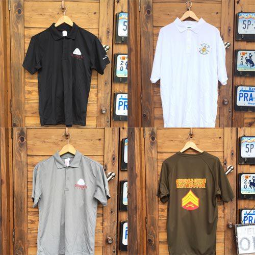米軍放出品、半袖Tシャツ、実物、ミリタリー、海兵隊、嘉手納基地、ポルタアンドゲートPORTAANDGATE