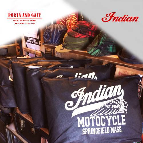 2017年、お正月、福袋、LUCKYBAG、賀正、二〇一七年、くじ引き、インディアン、インディアンモーターサイクル、ポルタアンドゲートPORTAANDGATE03