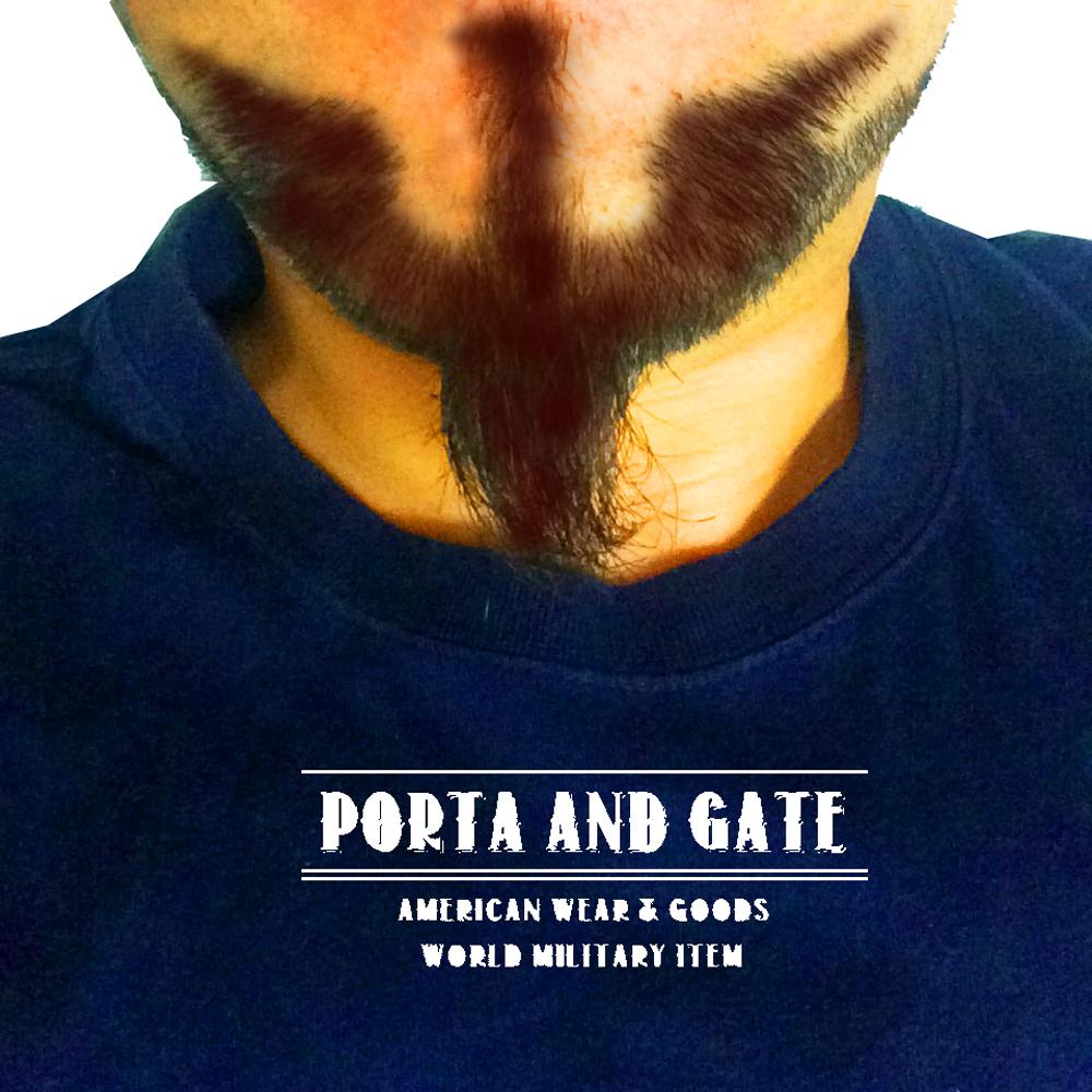ヒゲ(髭)フェニックス、デザイン、募集、ポルタアンドゲート【porta.and.gate】