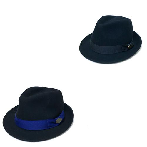 ポルタアンドゲートPORTAANDGATEアクティブジェネレーション【ACTIVE GENERATION】FEDORA HAT WOOL(ウール100%中折れハット/フェドーラハット/中折れ帽子/ニューヨークハット)03